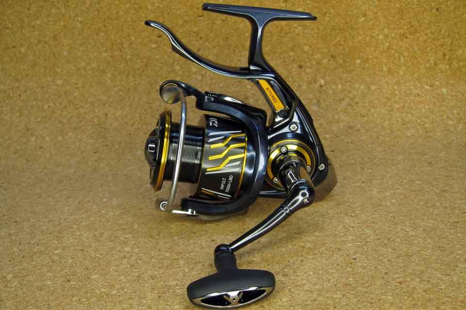 Daiwa 20 Impult 2500H-LBD